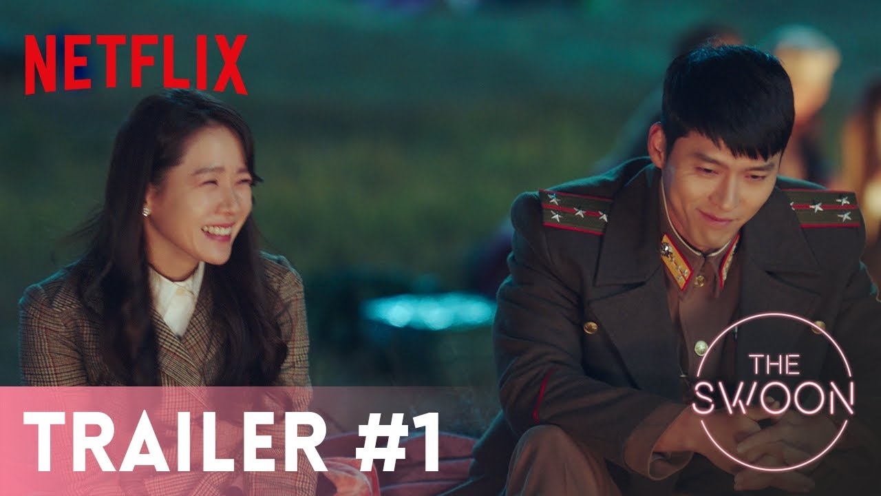 Crash Landing On You Official Trailer 1 Netflix Eng Sub