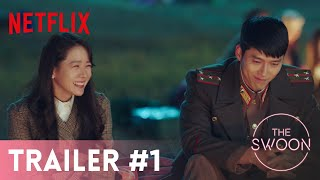 Gambar cover Crash Landing on You | Official Trailer #1 | Netflix [ENG SUB]