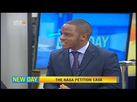 Craig Oyugi - Legal Atmosphere We Live In Does Not Favour Presidential Petition