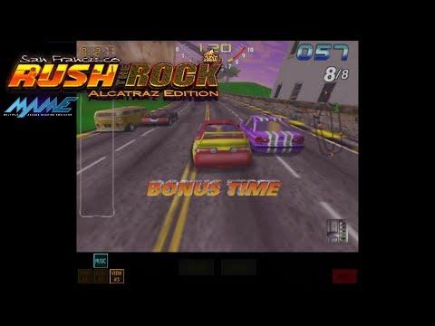 San Francisco Rush The Rock - Alcatraz Edition (MAME 0.209)