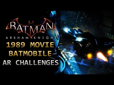 Batman: Arkham Knight – 1989 Movie Batmobile Pack