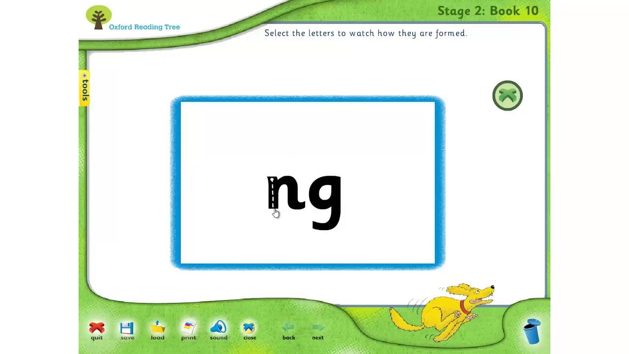 KG1-English('ng', week 11, part 2) - YouTube