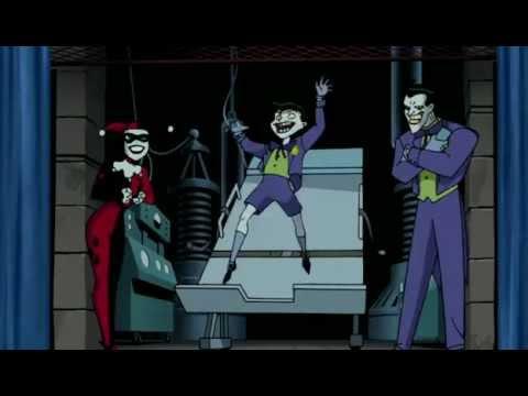 The birth of joker Jr