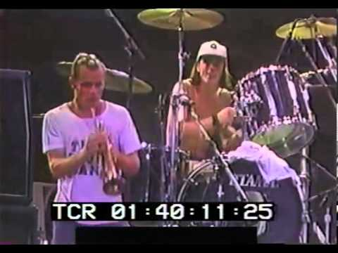 "Nirvana - live ""Hollywood Rock festival"" Brazil 1993 (full)"