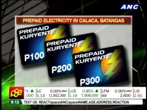 Meralco to launch prepaid electricity soon