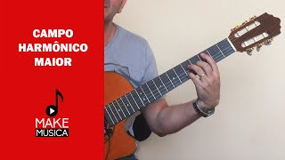 Baixar Emerson Gonçalves | Make Música | Campo Harmônico Maior