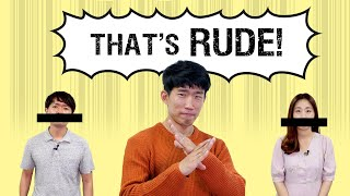 2 ways you accidentally sound rude in Korean