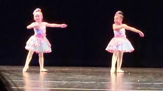 First Ballet Dance Recital
