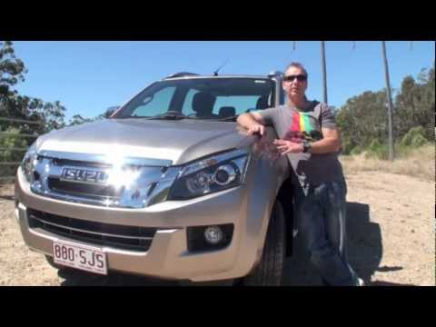 Neutral Episode 28 - Isuzu D-Max Travel Video