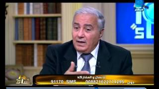 بالفيديو.. فاروق جويدة: قضية «سد النهضة» لابد وضعها على رأس أولويات البرلمان