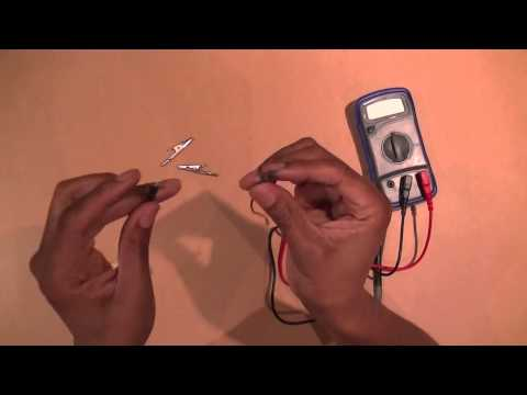 How to test a Coolant Temperature Sensor
