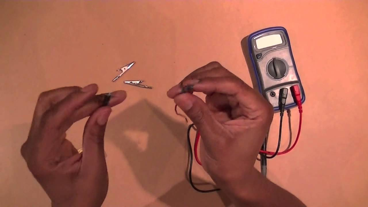 hight resolution of how to test a coolant temperature sensor