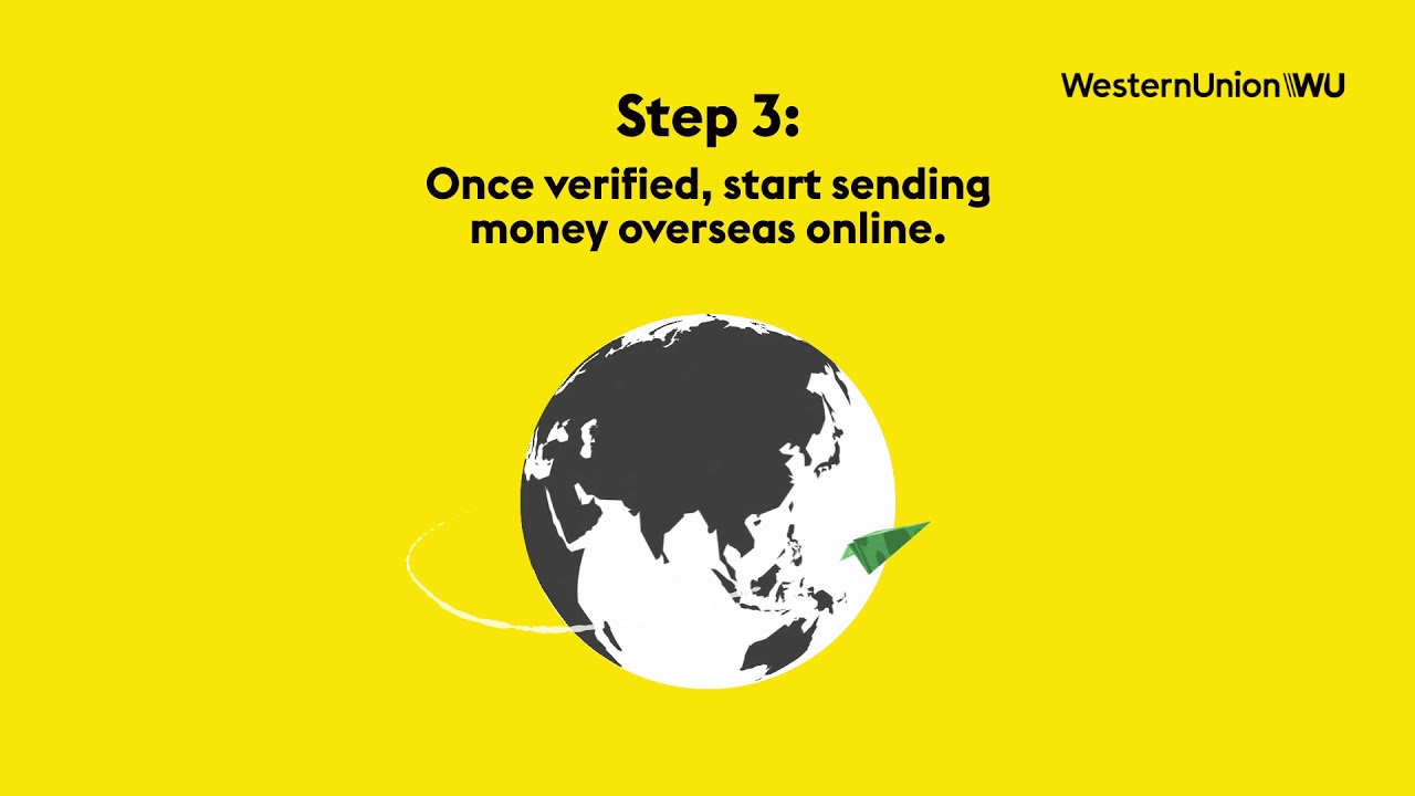 International Money Transfers Western
