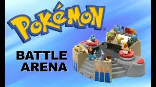 Pokemon Battle Arena toy by Tomy - Pokémon X & Y