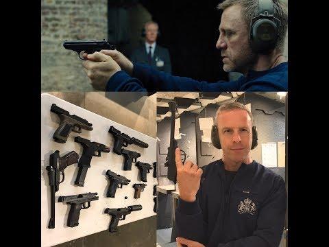 The Guns of James Bond Part 1