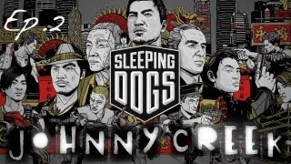 Sleeping Dogs: Live Playthrough Ep.2 - Forrest Ming