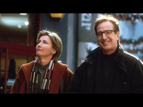 The Truth Behind Alan Rickman and Emma Thompson's 'Love Actually' Storyline Revealed