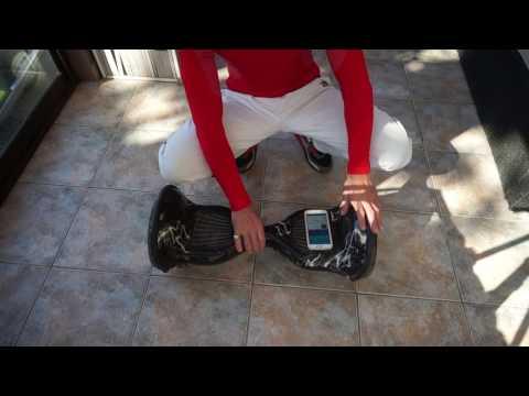 Comment Connecter le Bluetooth à son Hoverboard (Tutoriel Français)