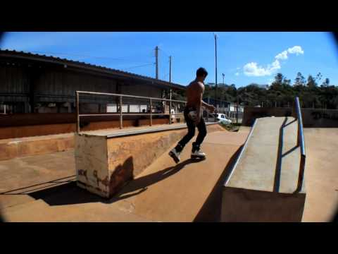 Savana Skate Shop - Juninho Moraes - Park Edit Ituverava