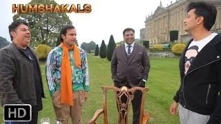 Humshakals | Behind the Scenes Video Blog | Day 16-18