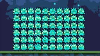 bad piggies hack 100 alien pig badpiggies плохие поросята 100 чужой поросенок ufo