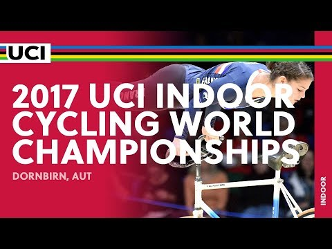 Best of 2017 UCI Indoor Cycling World Championships