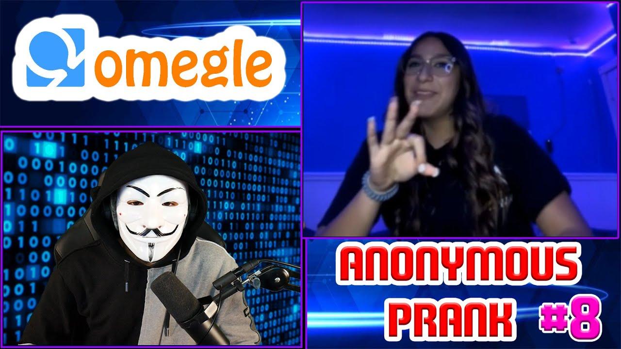 Video omegle use prank to Chrome Web