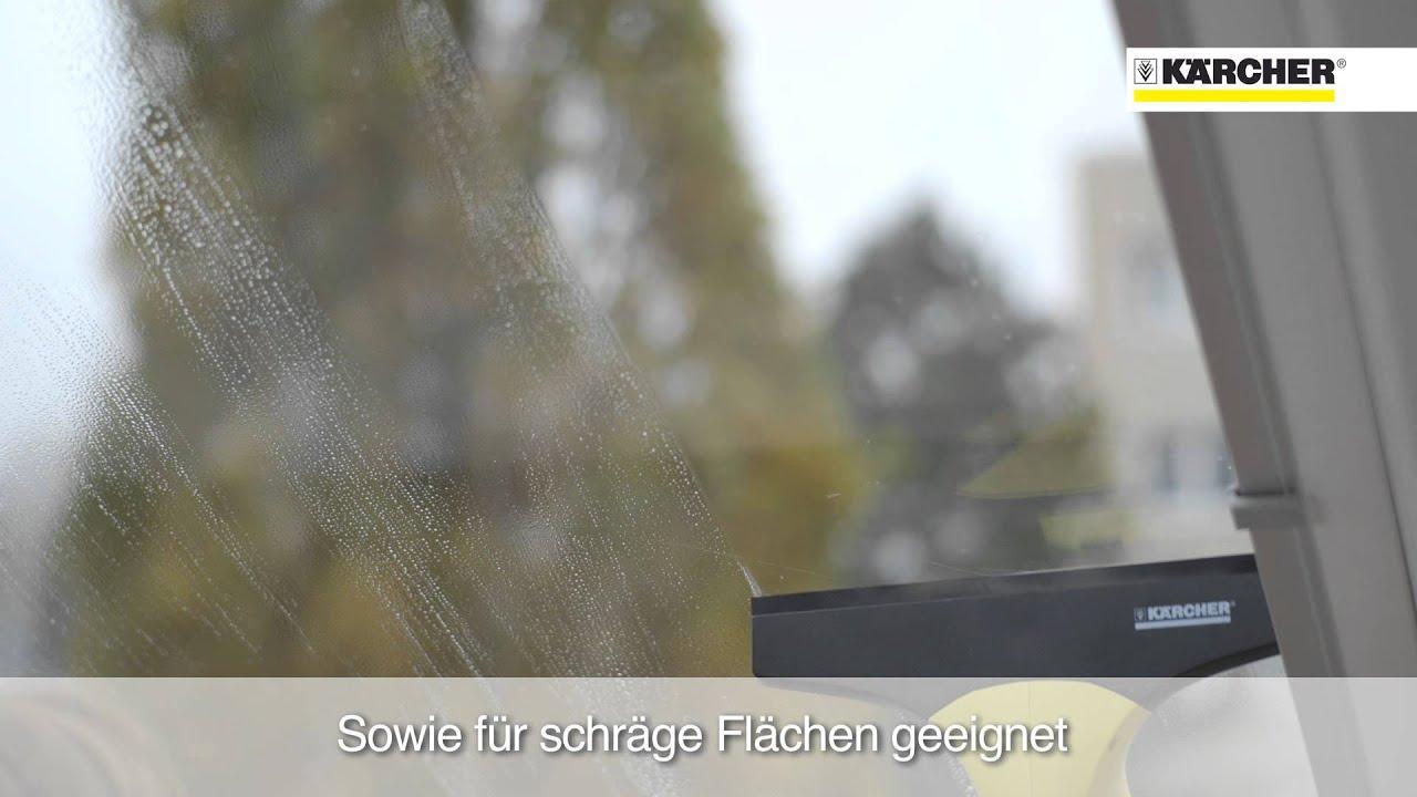 k rcher fensterreiniger wv2 youtube. Black Bedroom Furniture Sets. Home Design Ideas