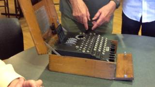 Enigma Machine - video 2
