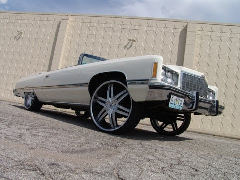 Rare & Fully Loaded 1974 Chevrolet Caprice Convertible! A 454 Big Block Car With Every Option!