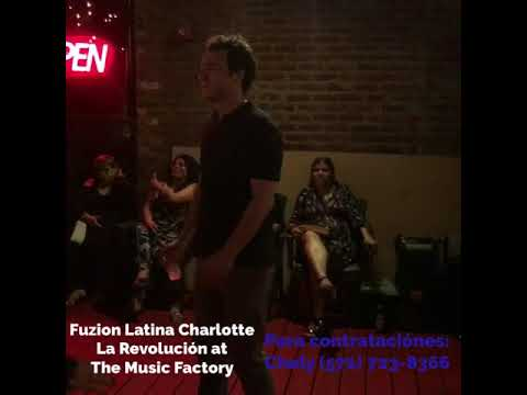 Fuzion Latina Charlotte - La Revolución en The Music Factory