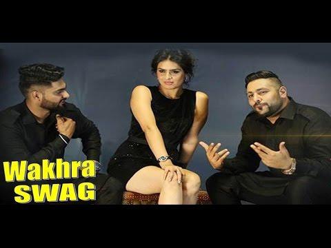 Wakhra Swag | Lyricswith karaoke | Navv Inder feat. Badshah