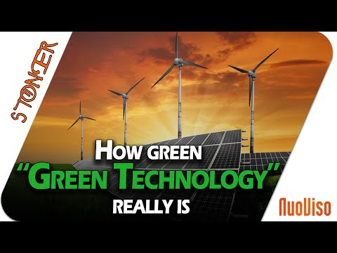 How green is