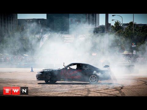 Drift City: Cape Town