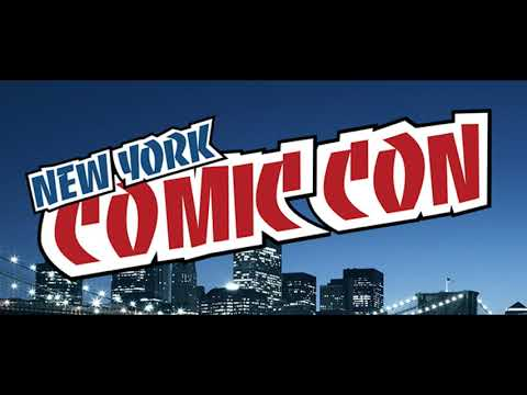 Graphic Policy Radio Talks New York Comic Con, Comics, and More!