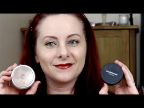 Bare Minerals Dupe - Barefaced Beauty