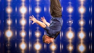 John Partridge's Performance to 'Ain't That a Kick in the Head'  - Tumble: Episode 2 - BBC One