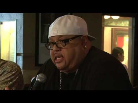 Fred Hammond's powerful testimony