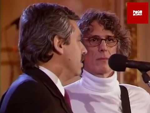 Fernández dijo que Spinetta era un músico impresionante
