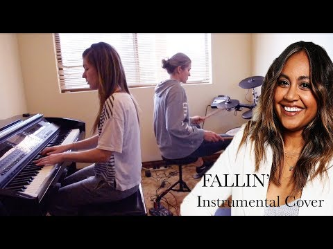 Fallin'- Jessica Mauboy || Piano & Drum Arrangement