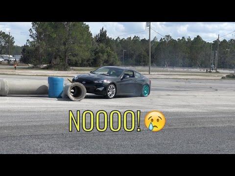 Drifting Genesis versus WALL