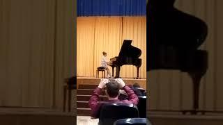 Выгодски-Вариации по Паганини-А.КЪНЕВА-концерт в Пафос/Кипър