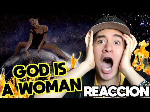 Ariana Grande - God is a Woman | VIDEO REACCIÓN