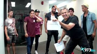 Justice Crew Take Tez's 12 Days Of Christmas Challenge