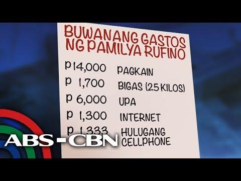 TV Patrol: Pamilya ng mga OFW, kinakapos dahil sa mahal na bilihin