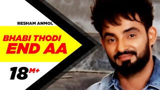 Bhabi Thodi End Aa Full Video  Resham Anmol  Latest Punjabi Song 2016  Speed Records