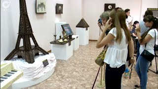видео Государственный Художественный музей Новосибирска