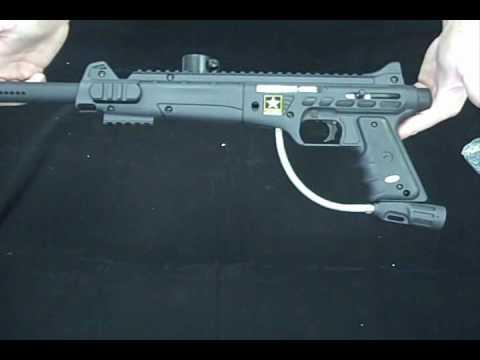 Tippmann US Army Carver One Paintball Gun
