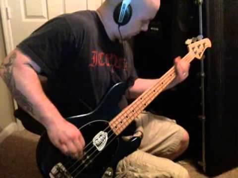 Madness at the Core of Time - GWAR Bass cover