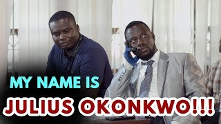 Kejetia Vs Makola - My Name is Julius Okonkwo